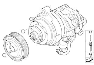 Čerp. posilovače řízení/adaptivní pohon