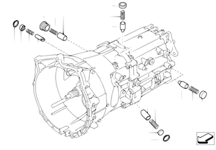 GS6-37BZ/DZ Gearshifting parts