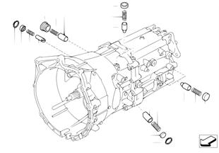 ชิ้นส่วนเปลี่ยนเกียร์ GS6-37BZ/DZ