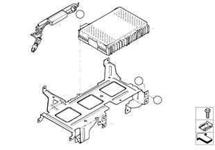 IBOC 受信モジュール/IBOC スプリッター