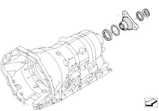 GA6HP26Z Odbiór napędu
