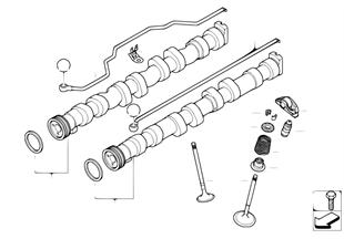 閥門控制 凸輪軸/氣門