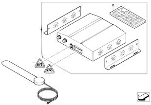 DVB-T 세트탑-박스