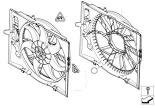 Korpus wentylatora/Wentylator