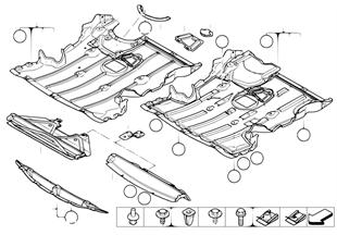 Ekran komory silnika