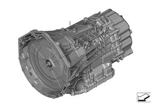 Cambio de doble embrague GS7D36SG