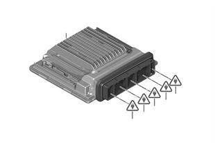 Grundsteuergerät DME / MSD87_1