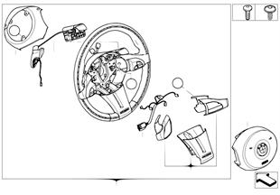 스포츠조향휠, 가죽/목재링, MFL/패들