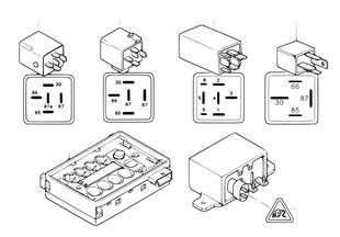 Capteurs et relais