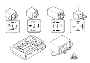 Sensors and relays