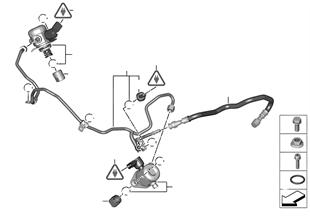 고압펌프/라인