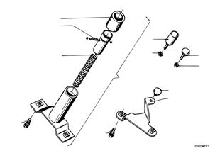 Διάταξη ελέγχου γκαζιού — αναστολέας