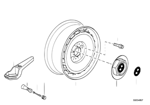 디스크 휠,경합금,단조,스타일링 3