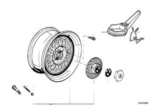 Styling σταυρωτών ακτίνων, TRX (Styl.5)