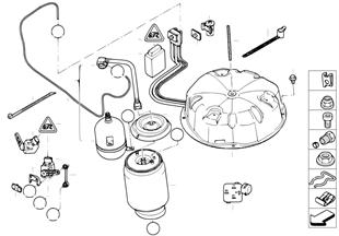 ชุดควบคุม-สปริงแก๊ส/อุปกรณ์คุมระดับ