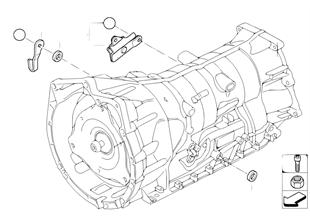 GA6HP19Z Peças do mecanismo de mudanças
