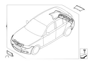 Kit reequipamiento M paquete aerodinam.