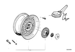 Styling σταυρωτών ακτίνων (Styl.5)