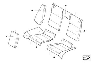 Individual Basissitz hinten