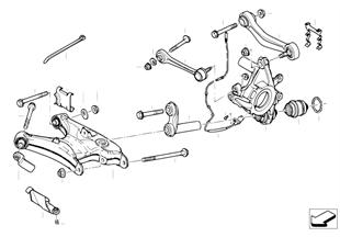 後橋架梁 / 車輪懸架裝置