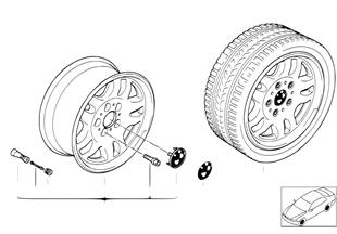W スポーク Styling (Styl.30)