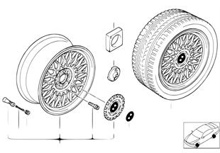 Kreuzspeichen-Styling (Styl.5)