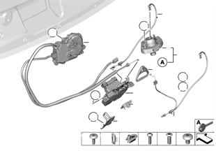 트렁크 리드/클로징 시스템
