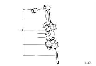 Klikový mechanismus-ojnice
