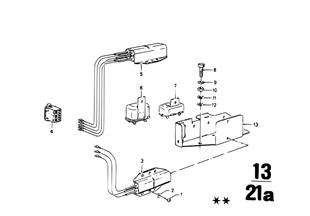 Soupapes/conduite de dispositif d'inject