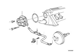 진공펌프,배선가이드 포함