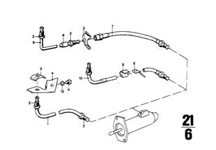 Conduite en tuyaux flexibles