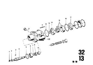 Hydrostuurdrijfwerk