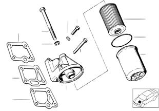 供油-機油濾清器