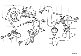 排気ガス/有害物質削減装置エア ポンプ