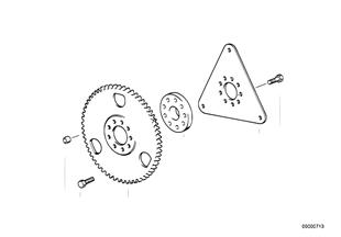 Flywheel automatic