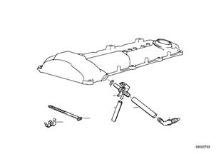 Kliková skříň-ventilace