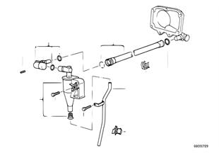 Basamento-Imp. aerazione/Separatore olio