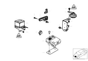 Alarma anti-robo