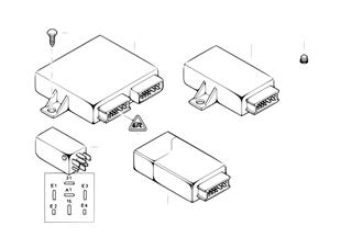 보디 컨트롤 유닛과 모듈