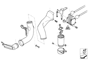 Palivový filtr/chlazení paliva