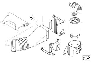 Fuel filter, fuel cooling