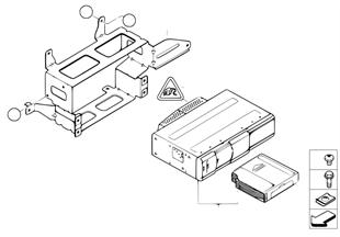 CD 轉換匣 / 支架