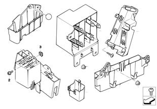 Bevest.karrosseriestuurtoestel.en modul.