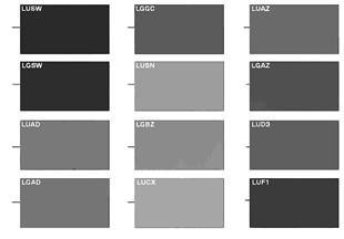 Patroonzijde kleur bekleding leder