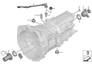 GS6-17BG/DG Уплотнения/доп.элементы