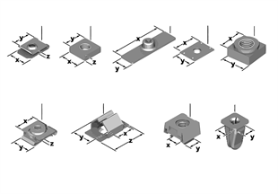 Elementos de union mecanicos