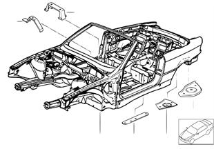 Caisse de carrosserie