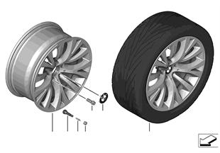 """BMW LM Rad Y-Speiche 315 — 19"""""""