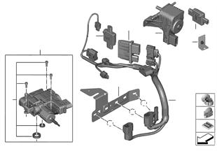 SCR pomp/filter/aanbouwdelen