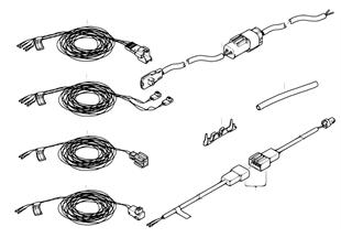 Câble réparation airbag